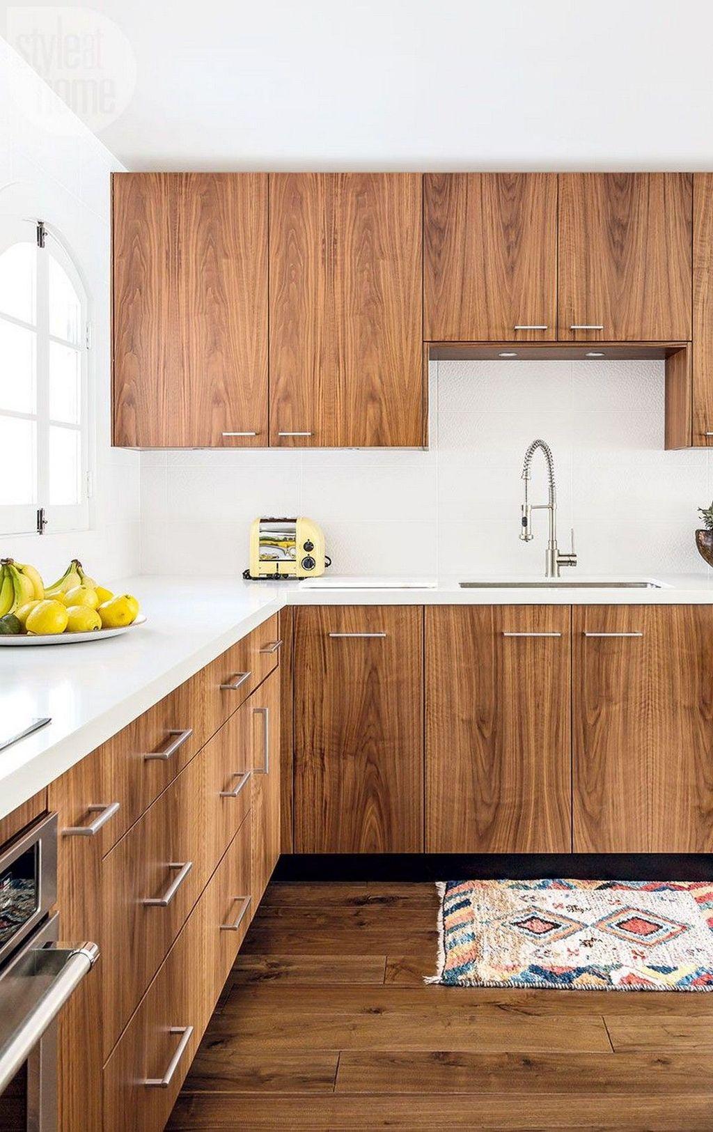 Stunning Kitchen Cabinets Ideas 17