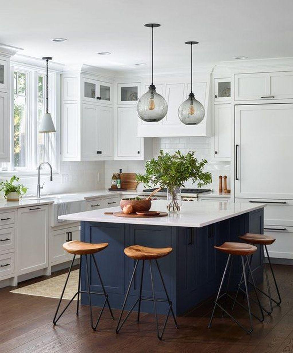 Stunning Kitchen Cabinets Ideas 18