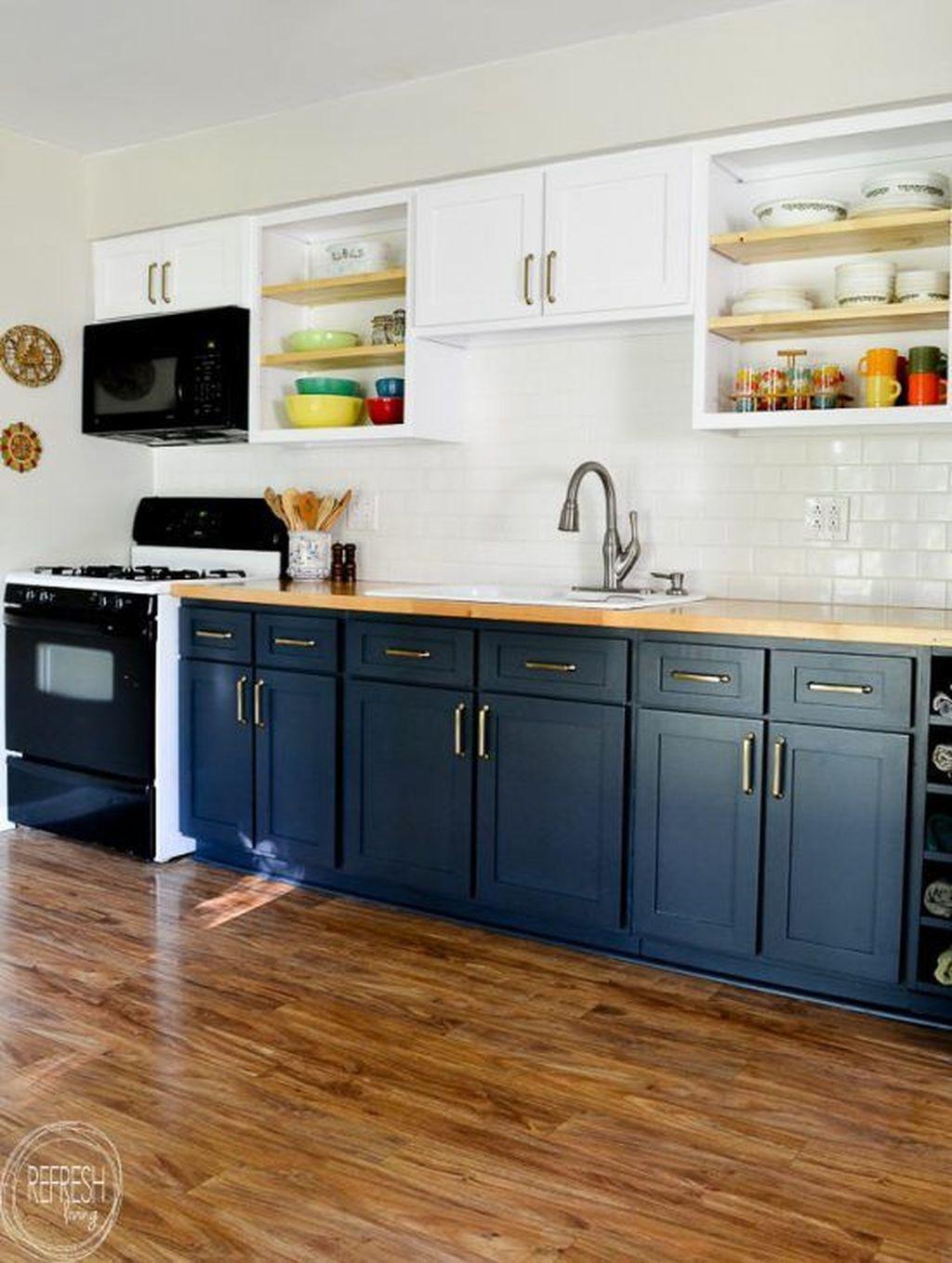 Stunning Kitchen Cabinets Ideas 19