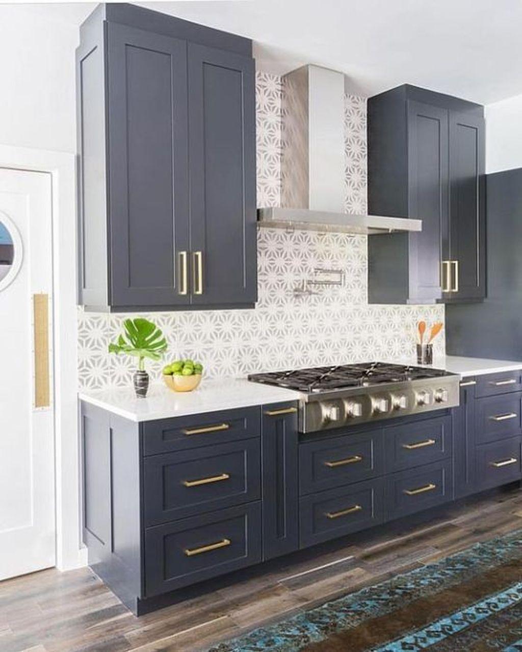 Stunning Kitchen Cabinets Ideas 32