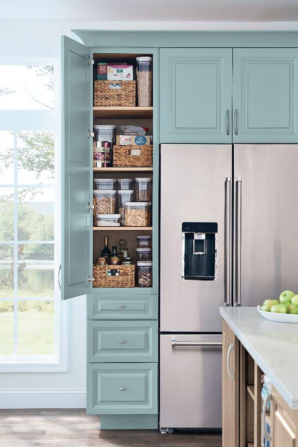 Stunning Kitchen Cabinets Ideas 36