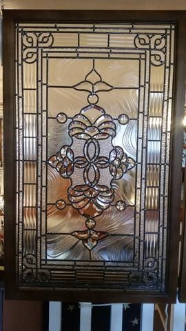 Stunning Leaded Glass Windows Design Ideas 03