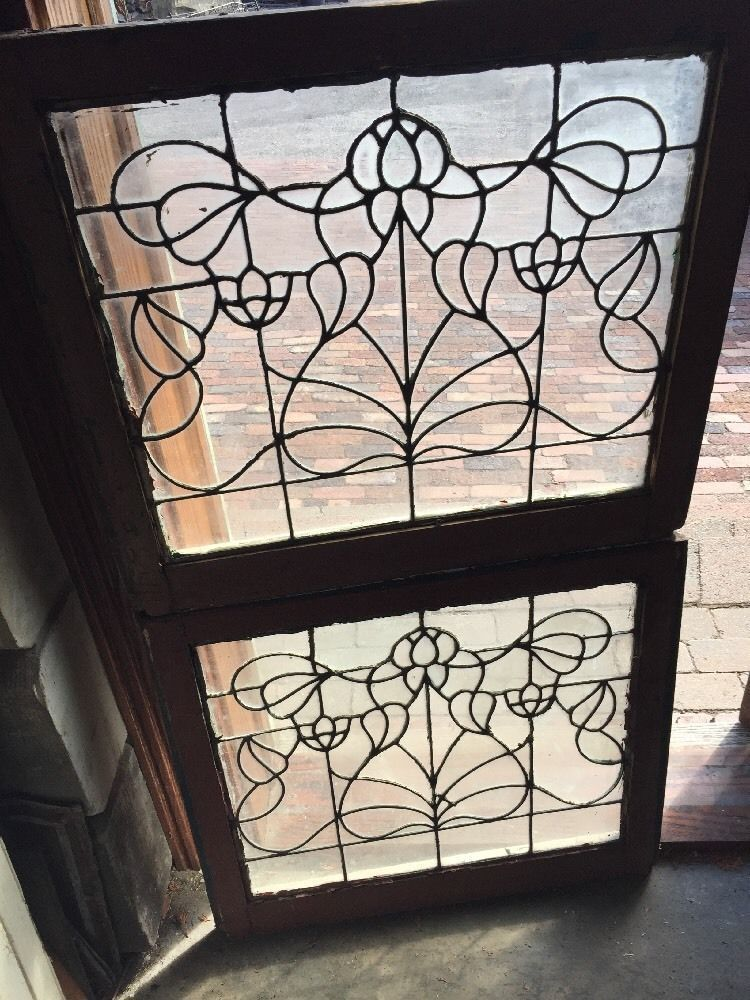Stunning Leaded Glass Windows Design Ideas 22