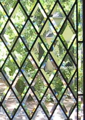 Stunning Leaded Glass Windows Design Ideas 24