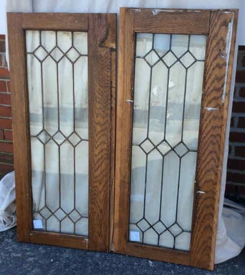 Stunning Leaded Glass Windows Design Ideas 28