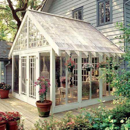 The Best Enclosed Porch Design And Decor Ideas 20