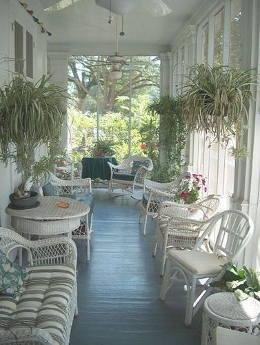 The Best Enclosed Porch Design And Decor Ideas 21