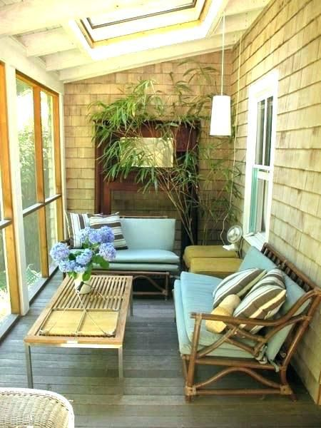 The Best Enclosed Porch Design And Decor Ideas 29