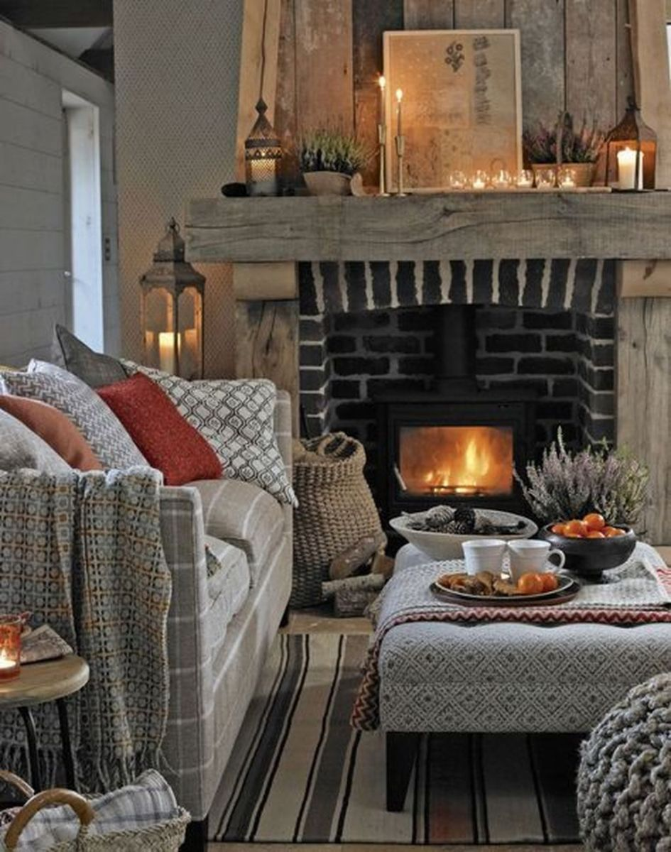 The Best Fall Living Room Decor Ideas Because Autumn Is Coming 01