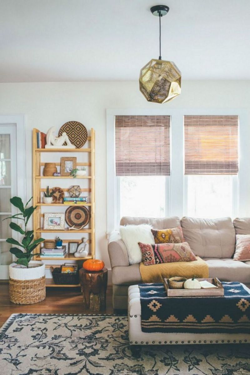 The Best Fall Living Room Decor Ideas Because Autumn Is Coming 05