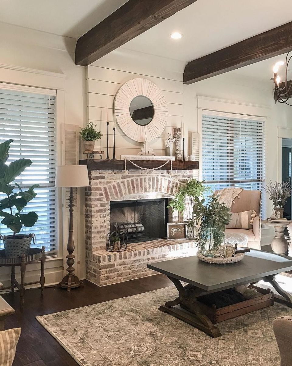 The Best Fall Living Room Decor Ideas Because Autumn Is Coming 25