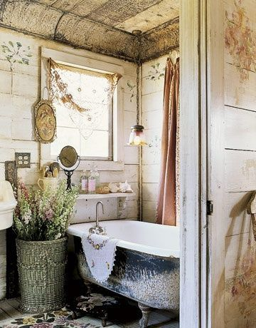 Amazing Bohemian Style Bathroom Decor Ideas 14
