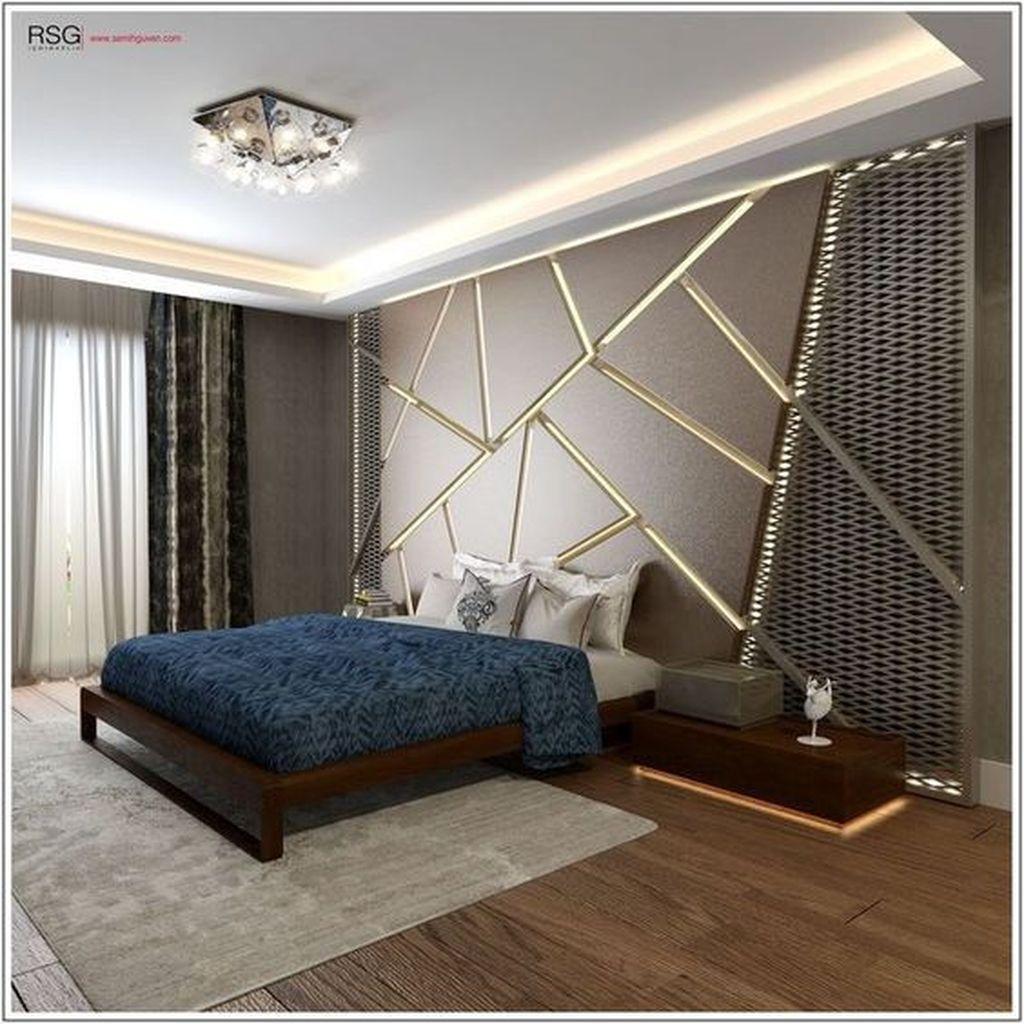 Amazing Modern Bedroom Design Ideas 21