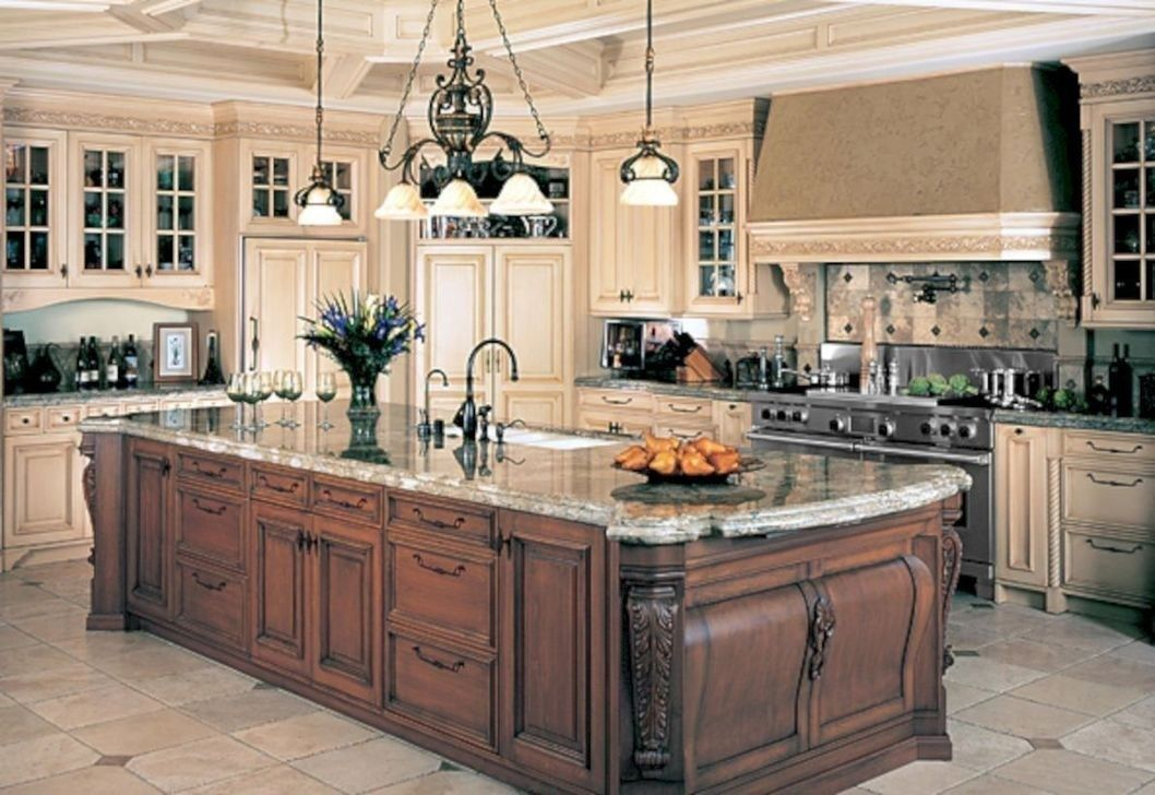 Awesome Tuscan Kitchen Decoration Ideas 10