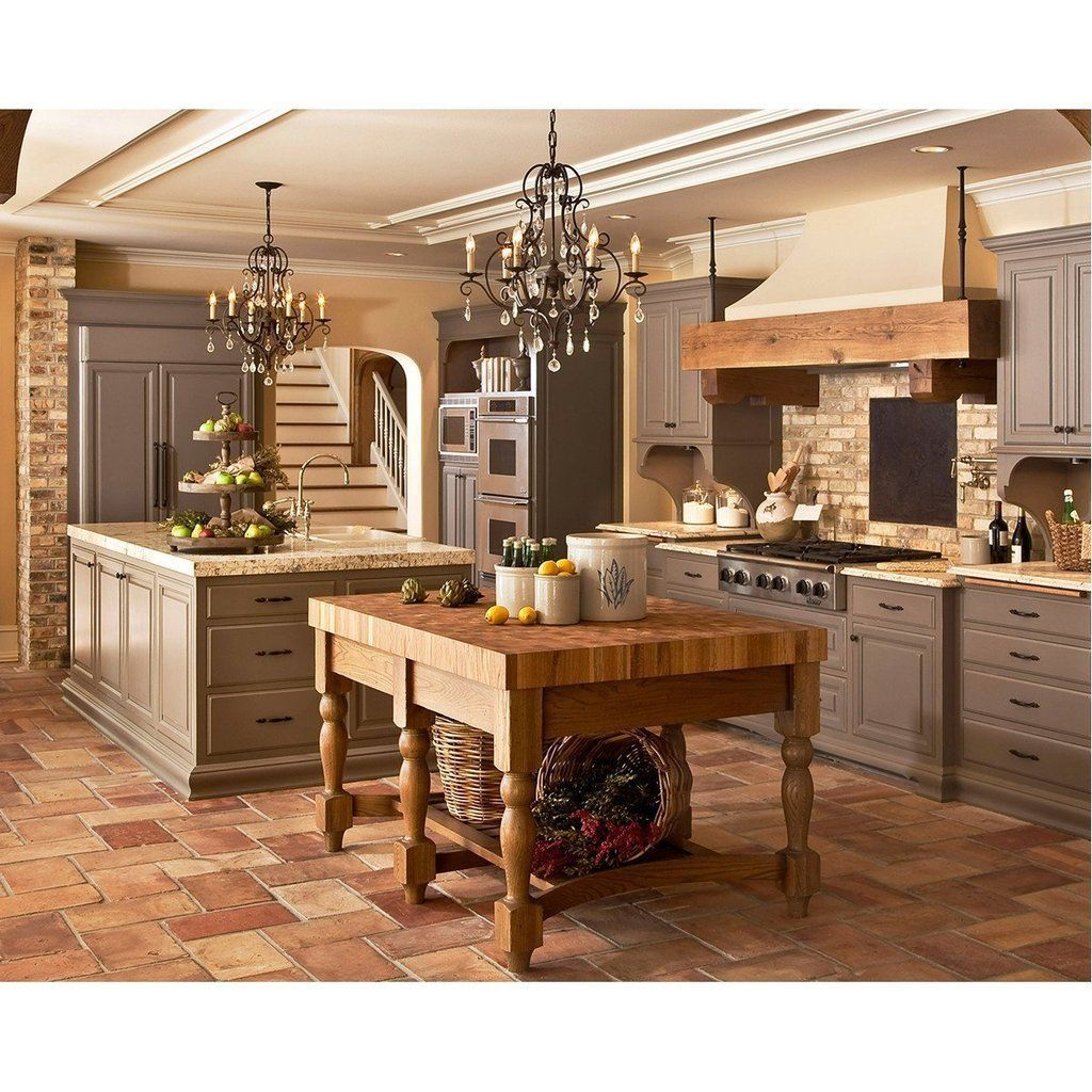 Awesome Tuscan Kitchen Decoration Ideas 12