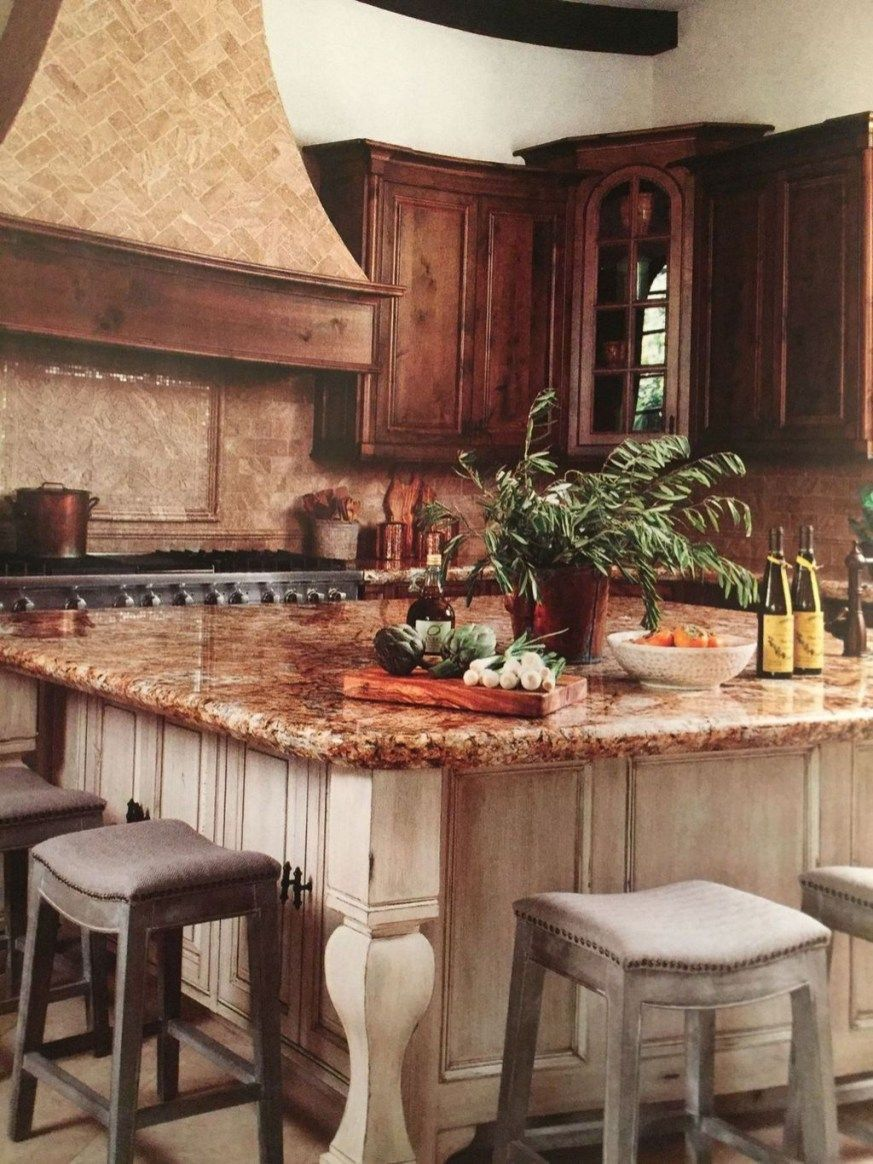 Awesome Tuscan Kitchen Decoration Ideas 13