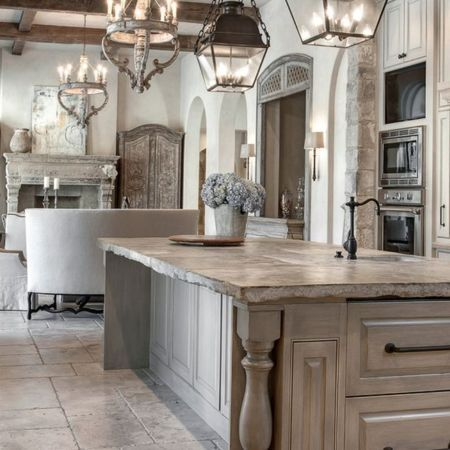 Awesome Tuscan Kitchen Decoration Ideas 25