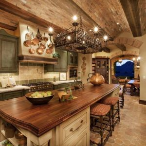 Awesome Tuscan Kitchen Decoration Ideas 26