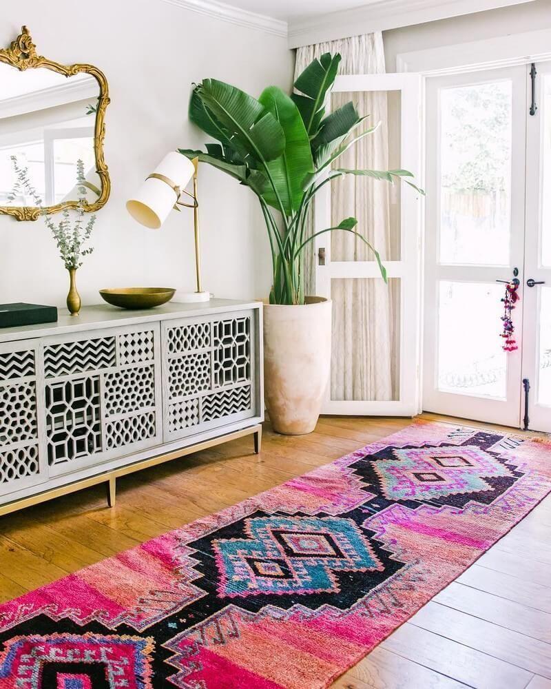 Beautiful Bohemian Style Kitchen Decoration Ideas 14