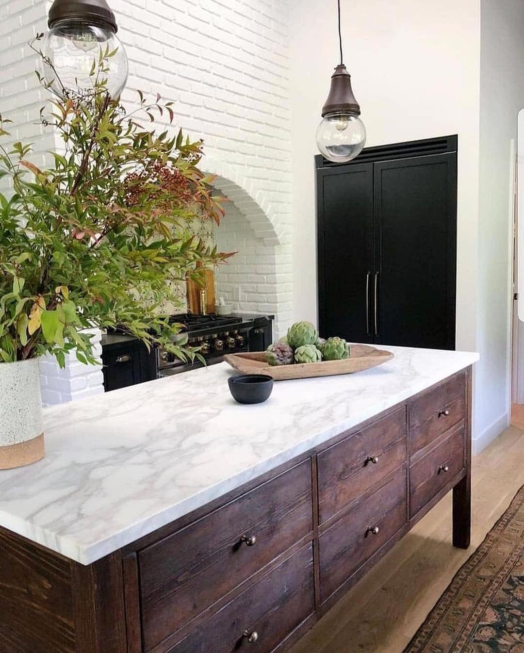 Beautiful Bohemian Style Kitchen Decoration Ideas 31