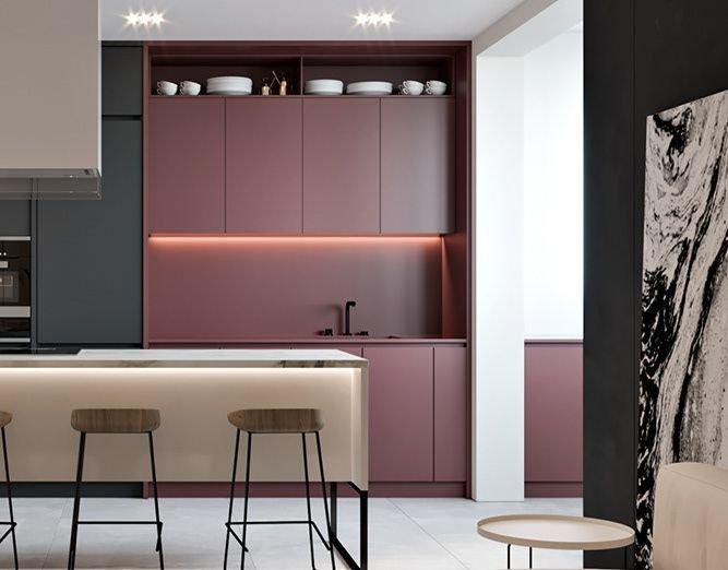 Beautiful Contemporary Kitchen Design Ideas 03