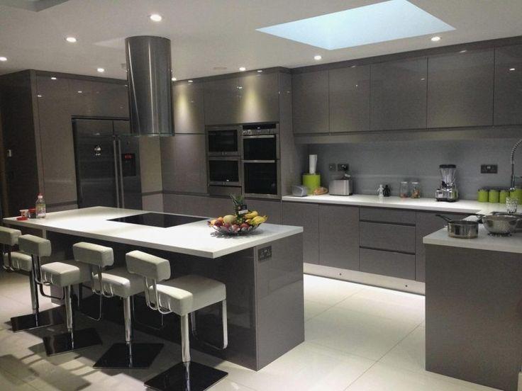 Beautiful Contemporary Kitchen Design Ideas 11