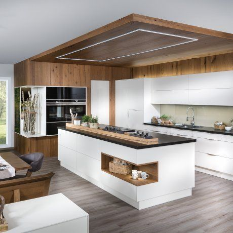 Beautiful Contemporary Kitchen Design Ideas 21