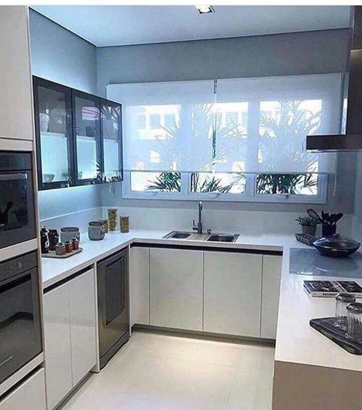 Beautiful Contemporary Kitchen Design Ideas 25