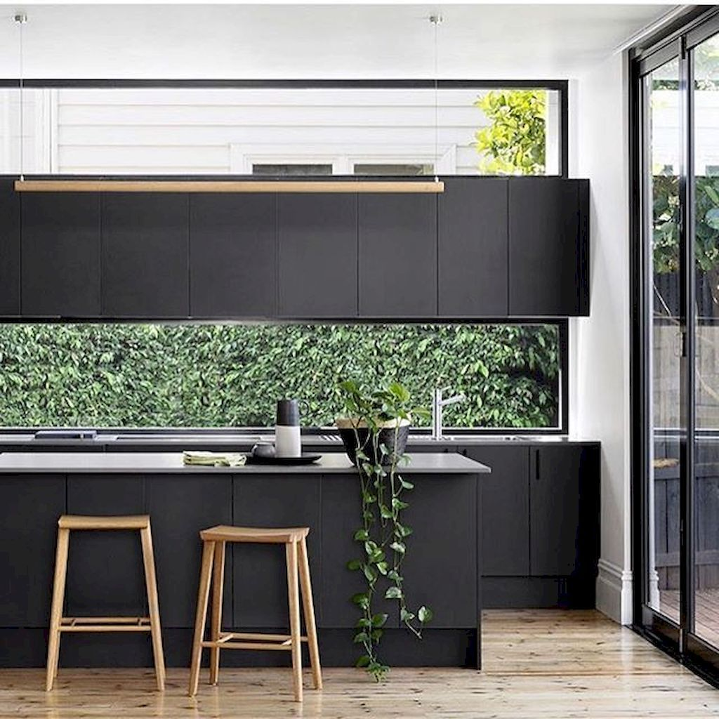 Beautiful Contemporary Kitchen Design Ideas 34