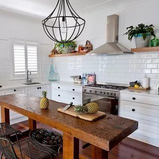 Beautiful Kitchen Island Design Ideas 29