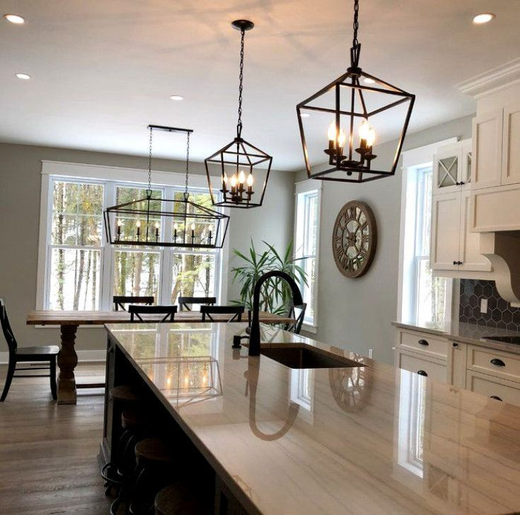 Beautiful Kitchen Island Design Ideas 31
