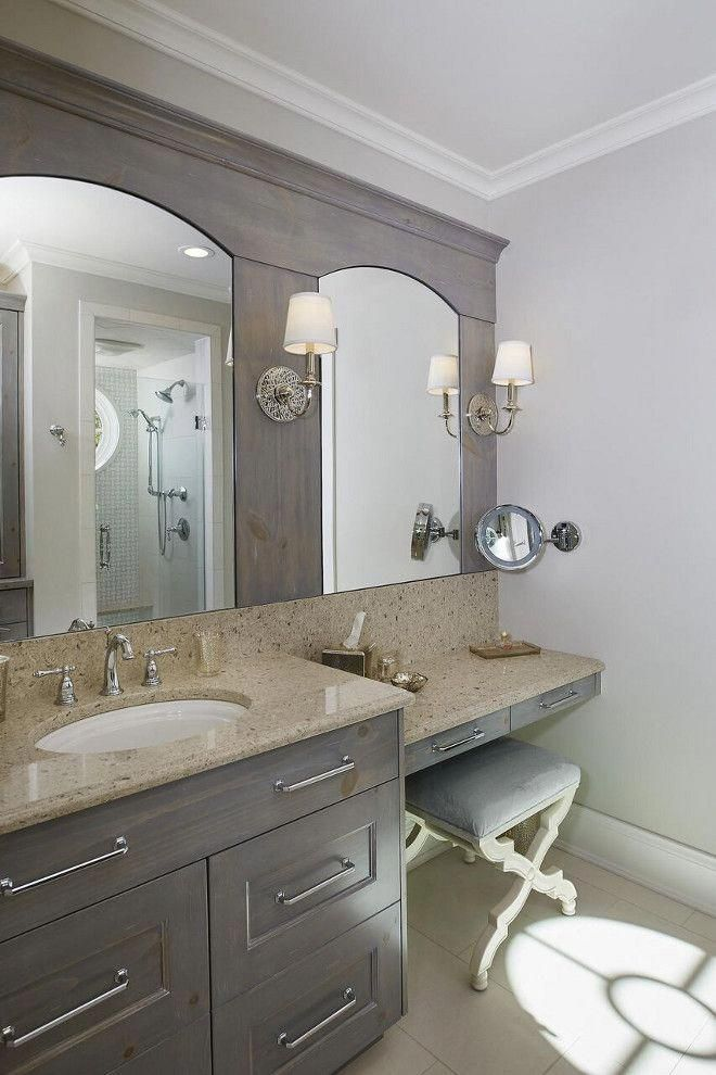 Fabulous Bathroom Cabinets Design Ideas 27