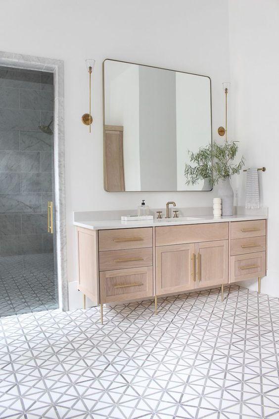 Fabulous Bathroom Cabinets Design Ideas 32