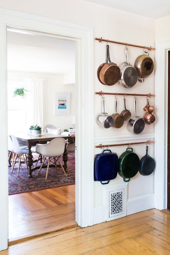 Gorgeous Kitchen Wall Decor Ideas 25