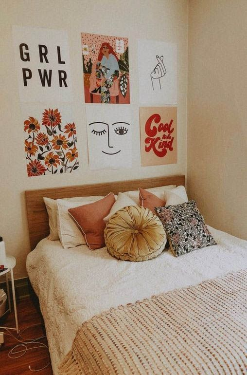 Gorgeous Minimalist Bedroom Decor Ideas 09