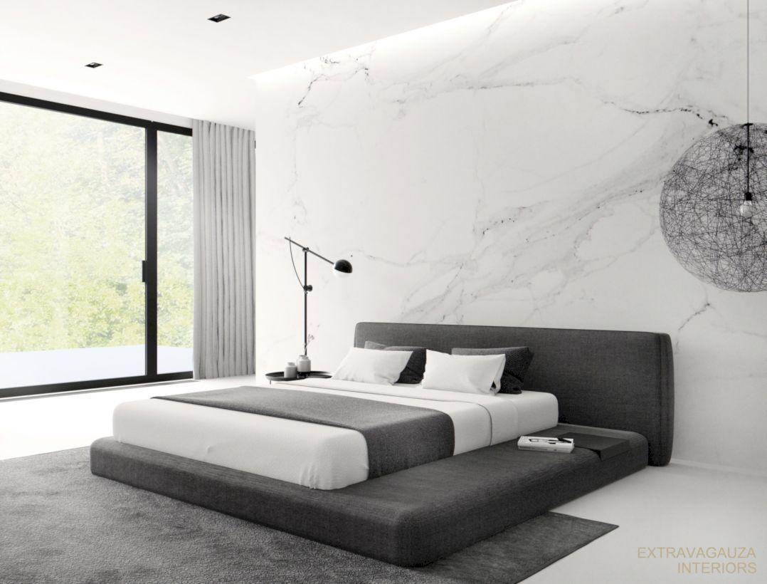 Gorgeous Minimalist Bedroom Decor Ideas 27