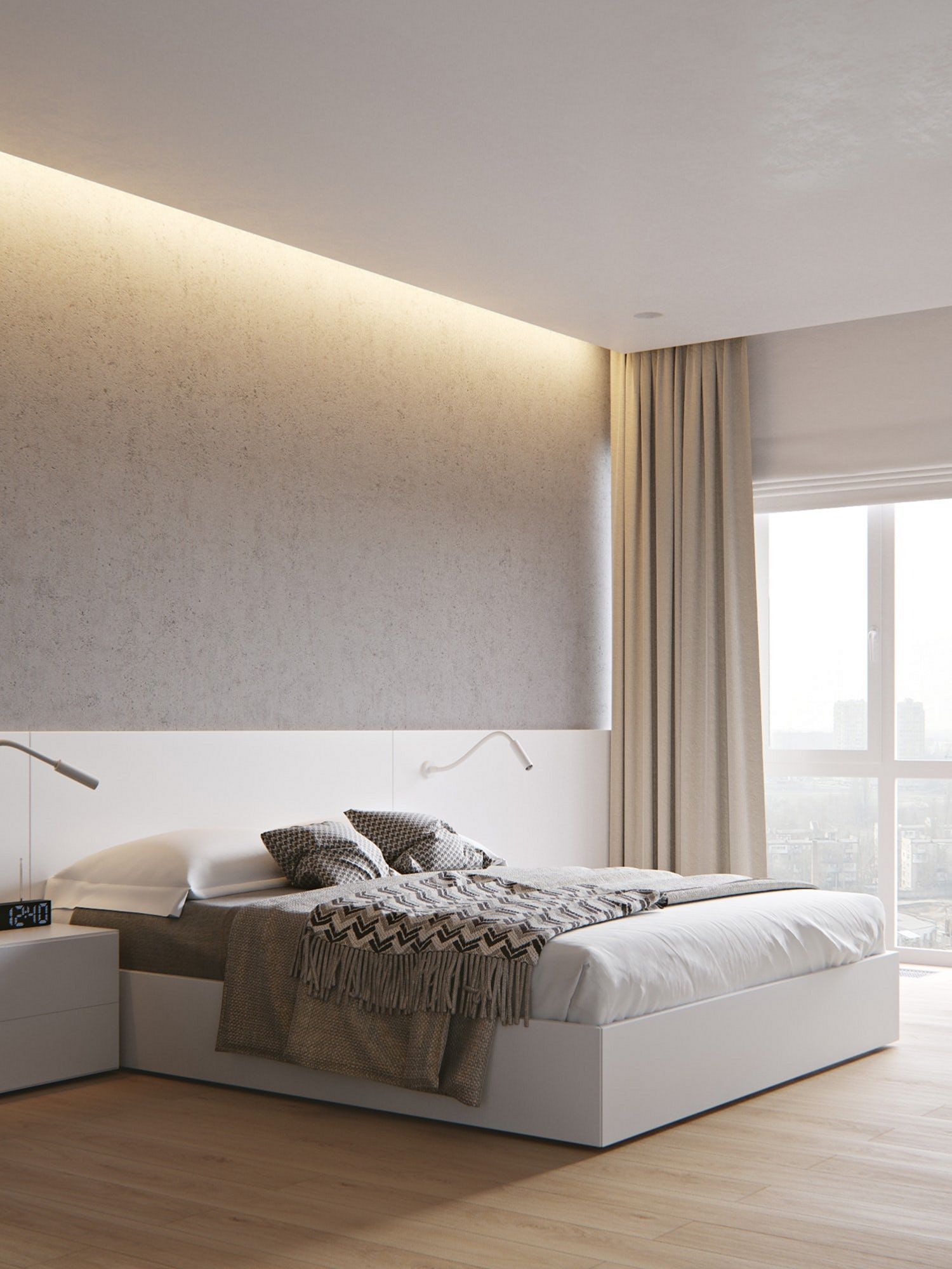 Gorgeous Minimalist Bedroom Decor Ideas 34