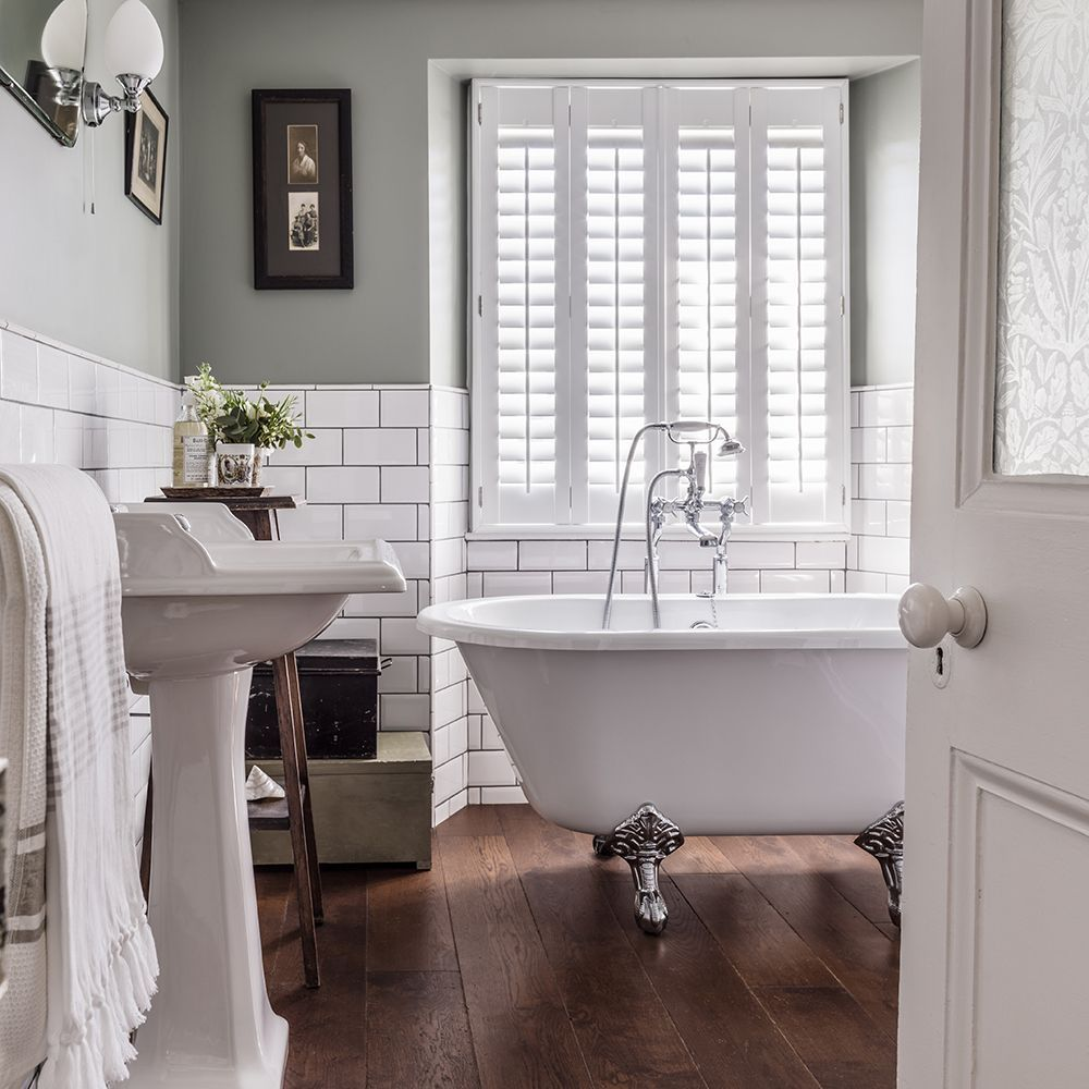 Gorgeous Traditional Bathroom Design Ideas 20