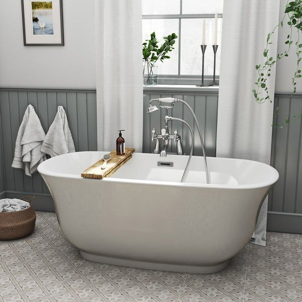 Gorgeous Traditional Bathroom Design Ideas 21