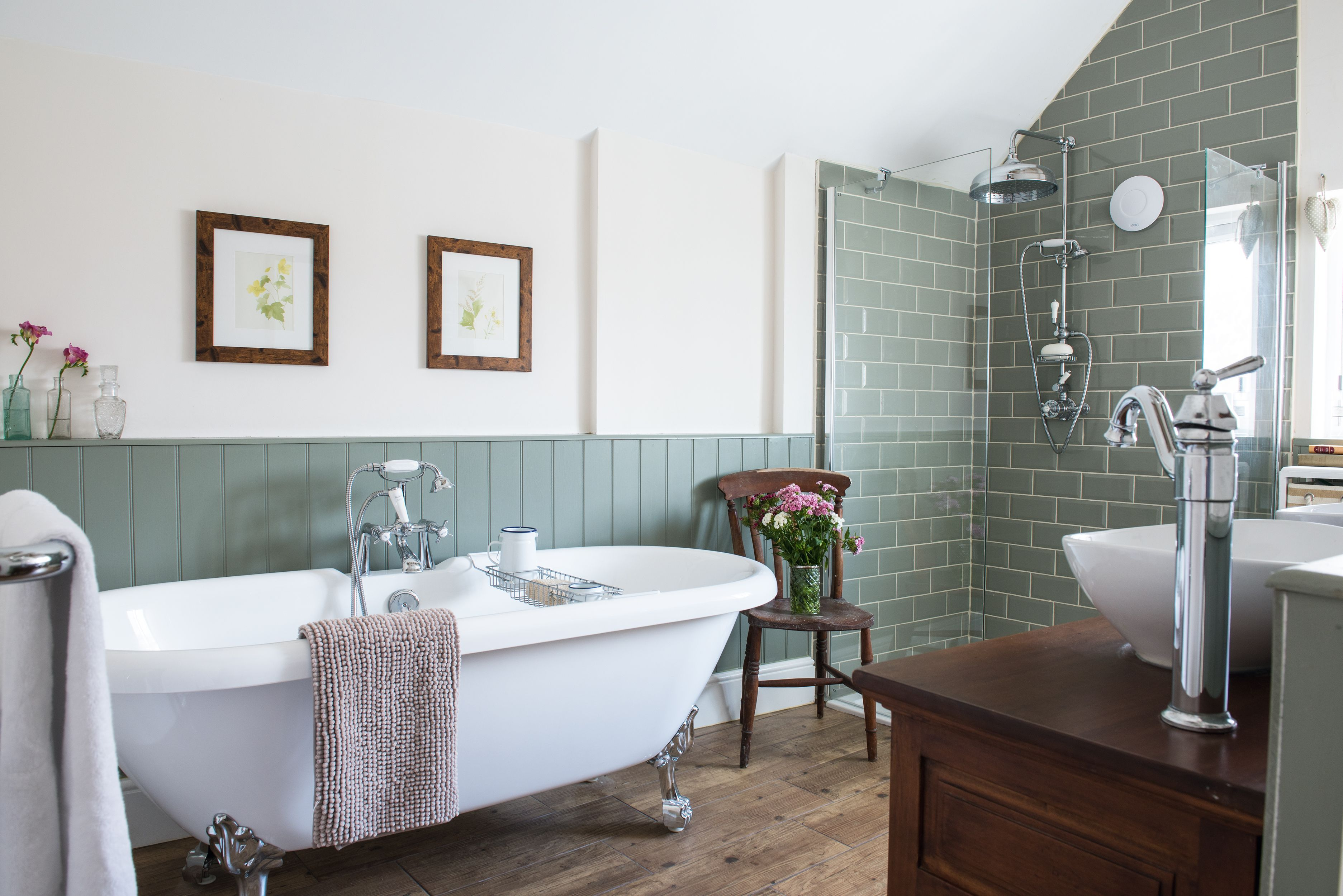 Gorgeous Traditional Bathroom Design Ideas 24