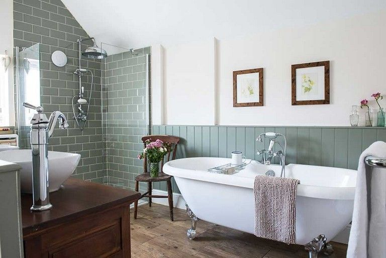 Gorgeous Traditional Bathroom Design Ideas 27