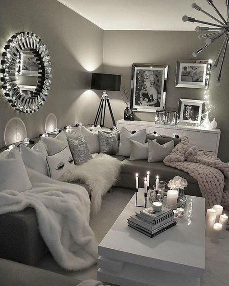 Inspiring Apartment Decorating Ideas On A Budget 23