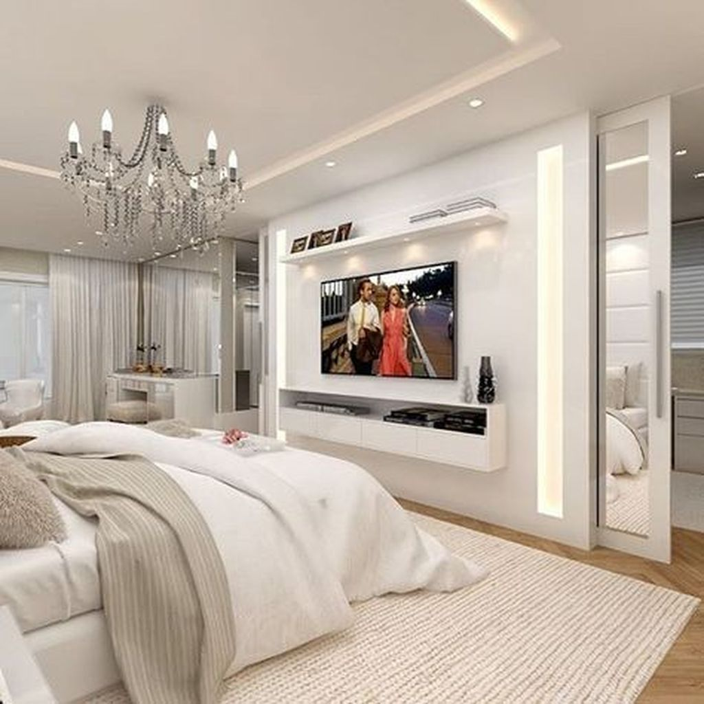 Nice Master Bedroom Decoration Ideas 07