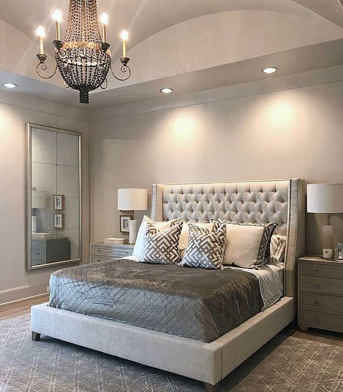 Nice Master Bedroom Decoration Ideas 20