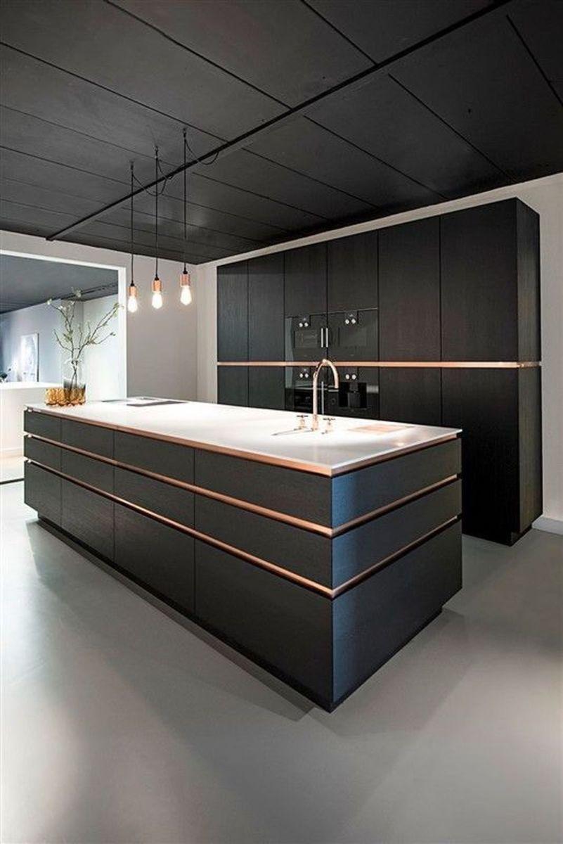 Nice Modern Kitchen Design And Decor Ideas 06