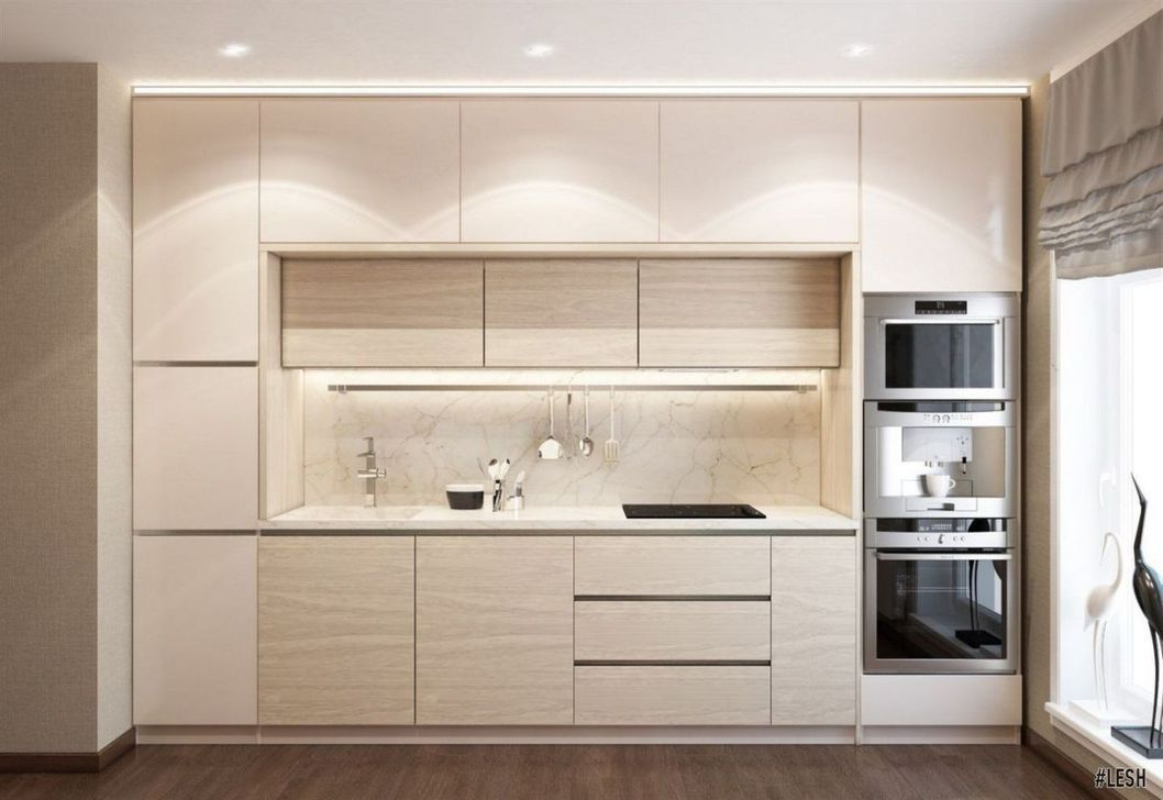 Nice Modern Kitchen Design And Decor Ideas 21