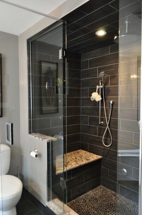 Nice Tile Shower Ideas For Your Bathroom 09