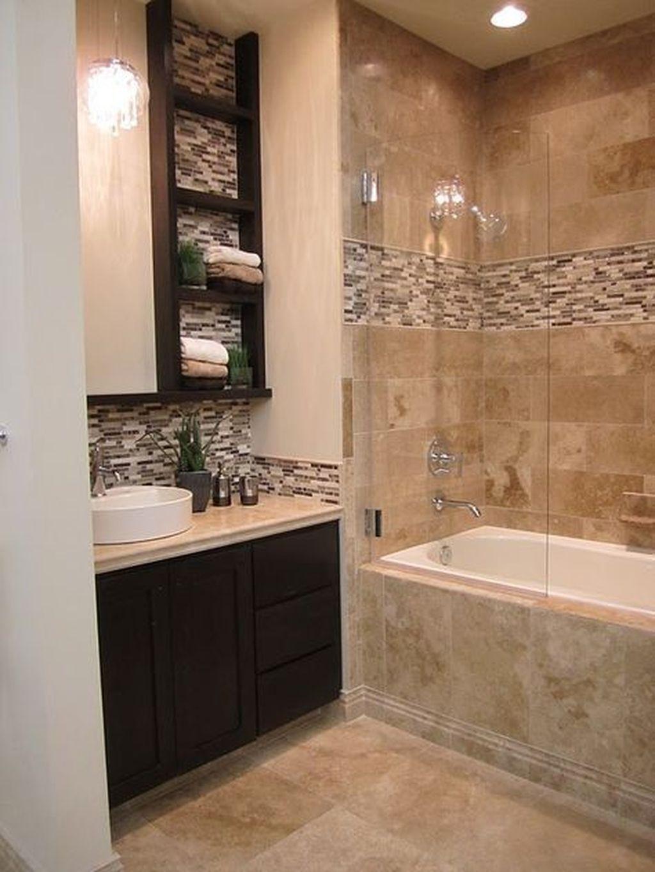 Nice Tile Shower Ideas For Your Bathroom 11