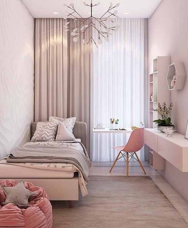 Popular Small Bedroom Decor Ideas 30