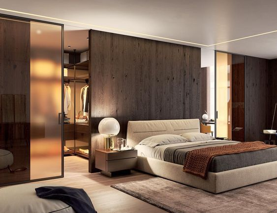 Stunning Bedroom Lighting Design Ideas 05